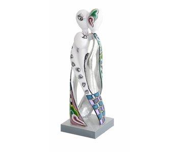 Toms Drag Familie Skulptur - S