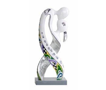 Toms Drag Liefdespaar sculptuur - L