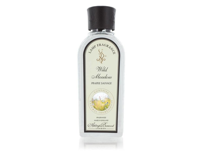 Ashleigh & Burwood Geurlamp olie Wild Meadow 500 ml