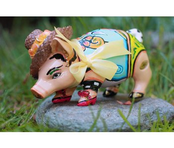 Toms Drag Varken of varkentje Little Charlene - miniatuur medium
