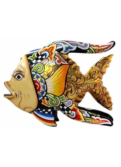Toms Drag Fish Oscar Gold - L