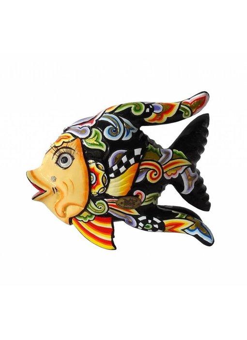 Toms Drag Fisch Figur Oscar schwarz - M