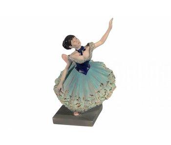 Mouseion Der grüne Tänzerin, Ballerina von Edgar Degas