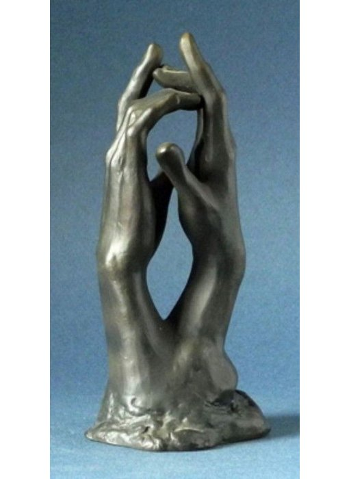 Mouseion The Secret Clasping Hands By Rodin