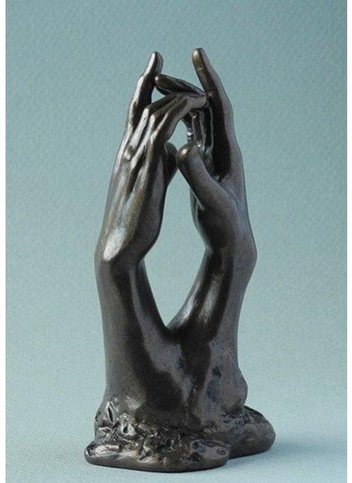 Antiquitäten & Kunst Practical Sitzender Angel Wand Dekoration Handgefertigter Bronze Skulptur Statue Figur T