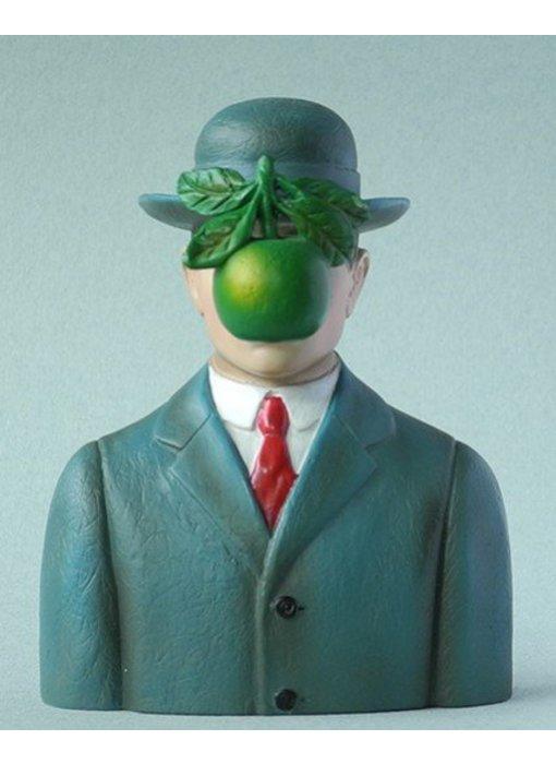 Mouseion Magritte - De Mensenzoon