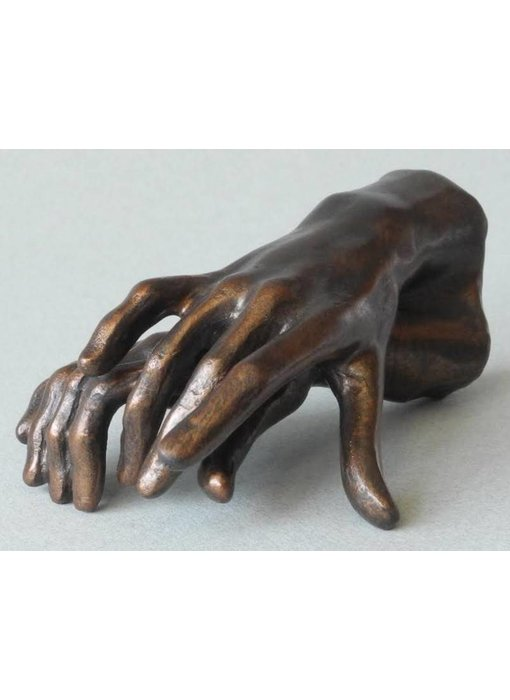 Mouseion Two Hands - Rodin