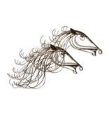 C. Jeré Gallop  wandsculptuur, wanddecoratie met  paarden