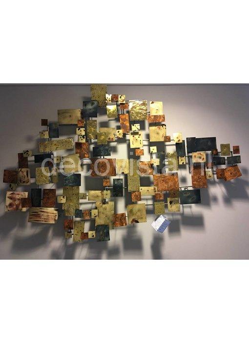 C. Jeré Wall art sculpture - Impress