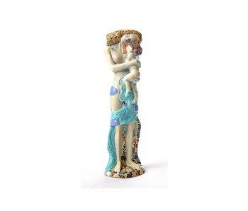 Mouseion Gustav Klimt figurine Three ages of Woman