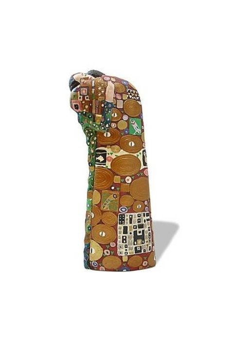 Mouseion Gustav Klimt beeld De Vervulling