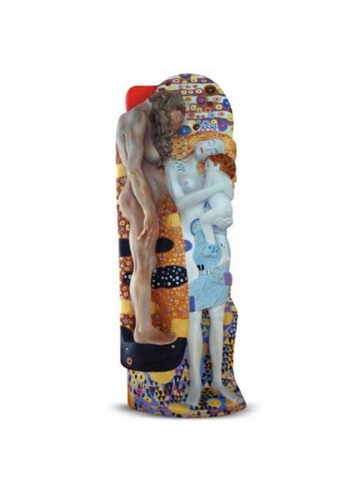 Mouseion The tree ages of woman, Gustav Klimt figurine