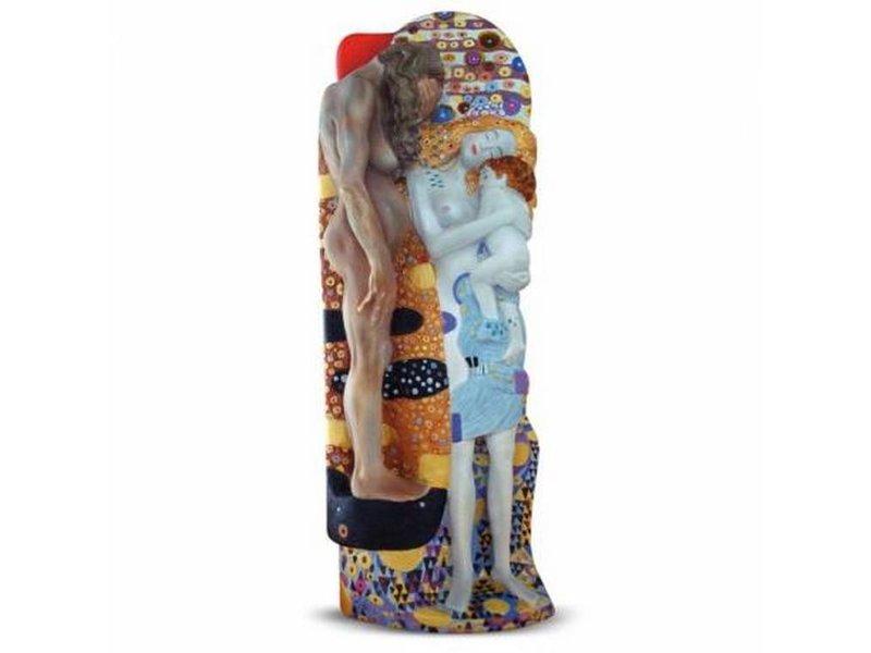 Mouseion De drie levensfasen van de Vrouw, Gustav Klimt beeld