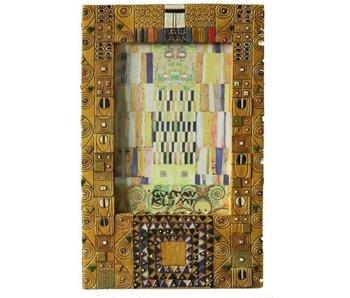 Mouseion Gustav Klimt  photo frame  18 cm