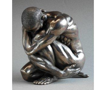 BodyTalk Veronese sculpture wrapped bodybuilder