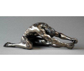 BodyTalk Bodybuilder Skulptur - stretching