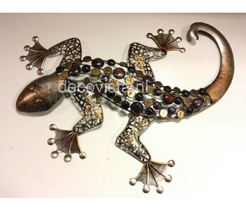 Wall decoration gekko, reptile, lizard