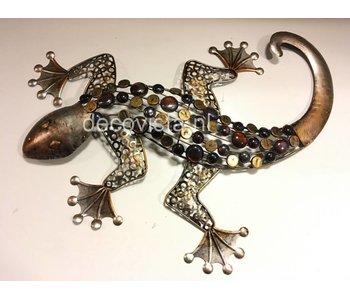 Wanddekoration Gekko, Reptil, Echse