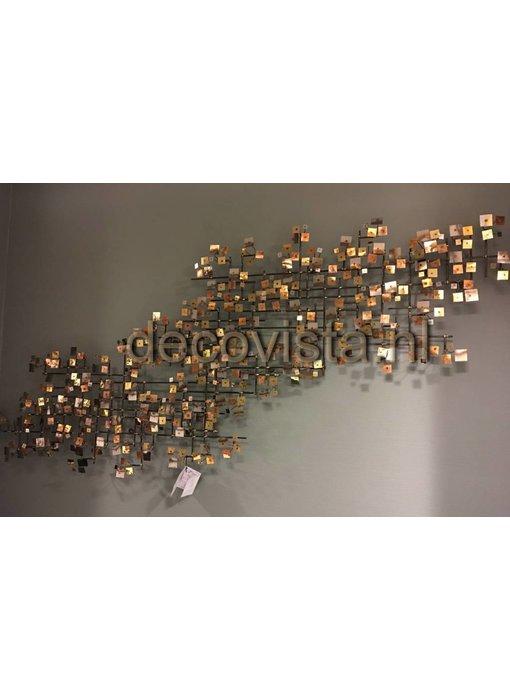 C. Jeré Firmament  Metal wall art - Artisan House