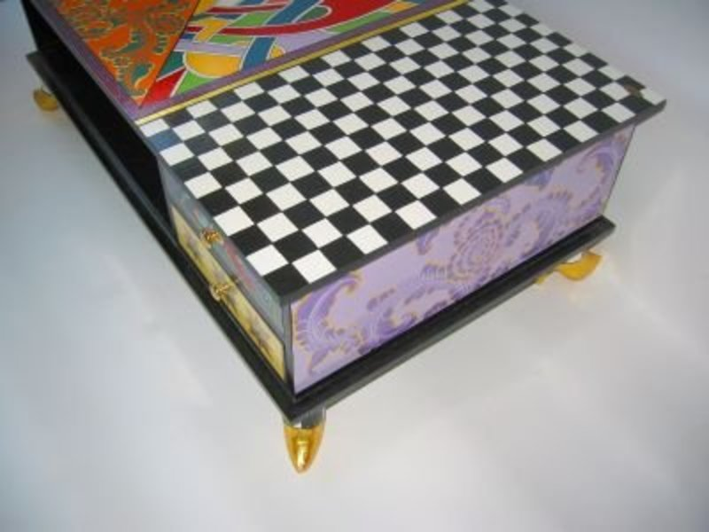 Toms Drag Coffee table