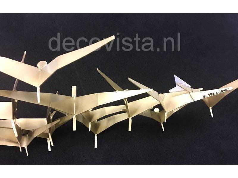 C. Jeré wanddecoratie Flock of birds: Seagulls II, meeuwen