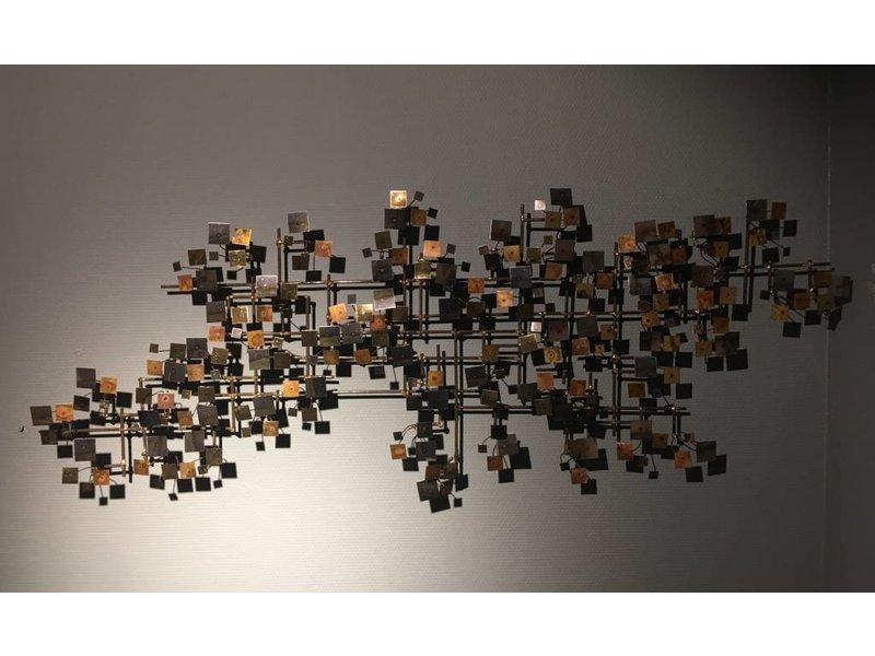 C. Jeré Firmament Single wandsculptuur