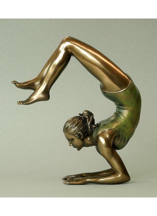 BodyTalk Yoga beeldje Vrischikasana