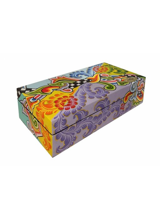 Toms Drag Rectangular box with lid
