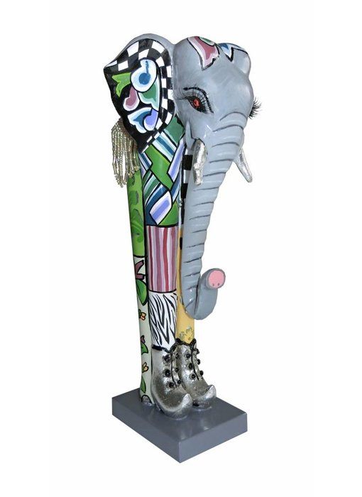 Toms Drag Elefant Statue Constantine (SL) - S