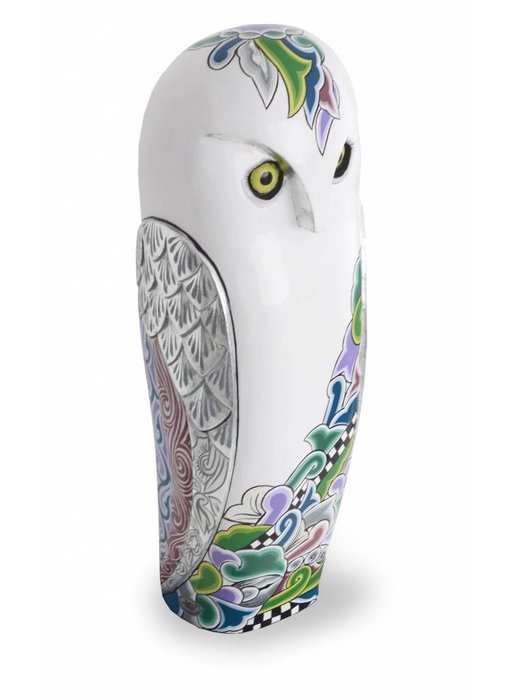 Toms Drag Snow owl sculpture (SL) -  XL