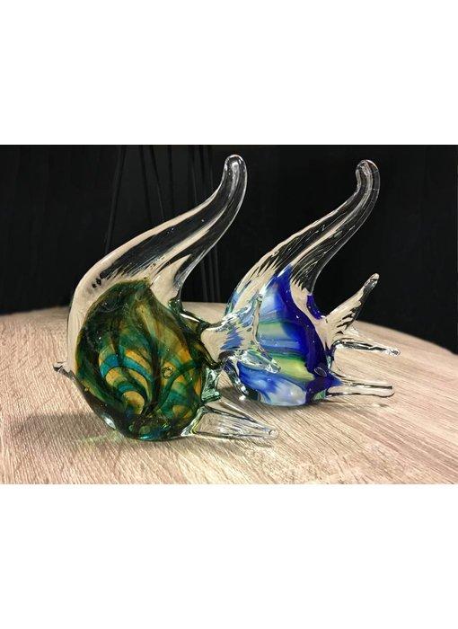 Eldig Angelfisch sculptures- set