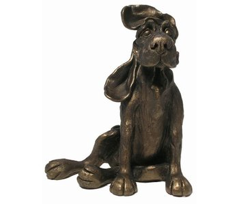 Frith Sculpture puppy  Bertie