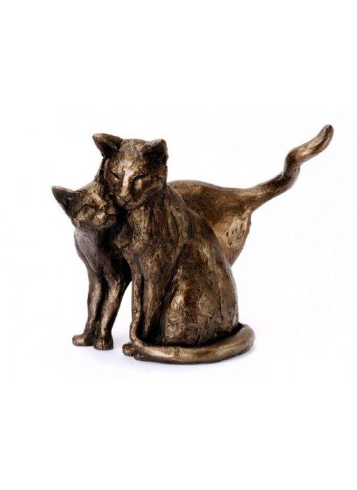 Frith Sculptuur katten - Making Friends