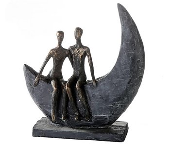 Casablanca Sculpture Moon