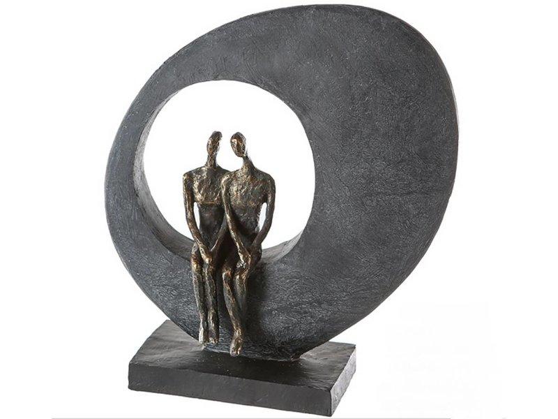 Casablanca Decorative figurine Side by Side