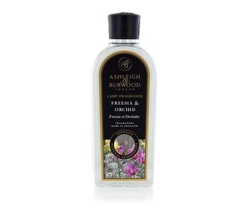 Ashleigh & Burwood Fragrance lamp oil  Freesia Orchid 500 ml