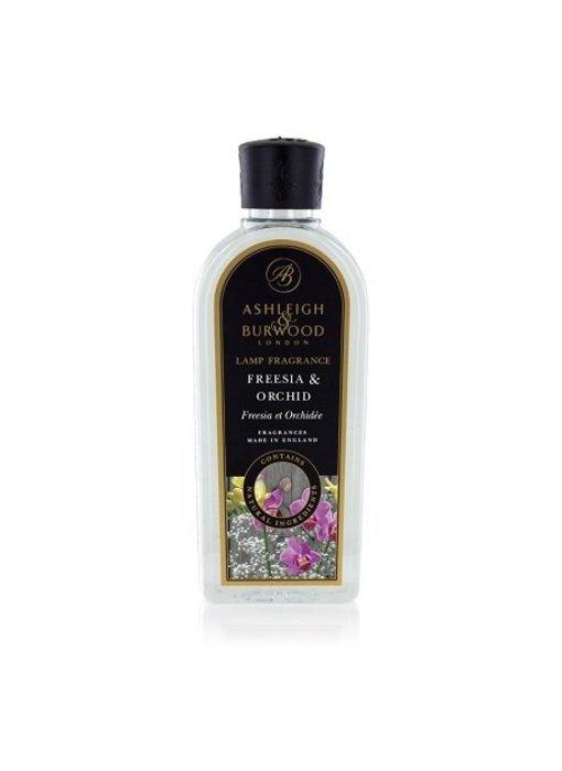 Ashleigh & Burwood Fragrance lamp oil  Freesia Orchid 500 ml