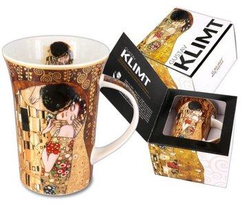 Carmani Mug, bone china - The Kiss by Gustav Klimt