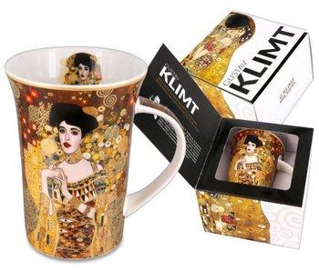 Carmani Mug, bone china - Adele by Gustav Klimt