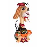 Toms Drag Hond beeld  Juliette  - S