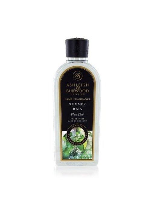 Ashleigh & Burwood Fragrance lamp oil Summer Rain 500 ml