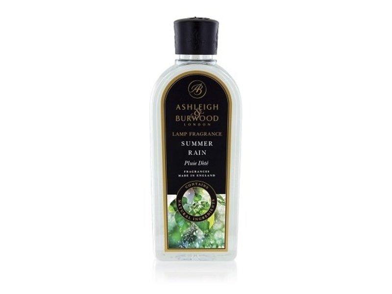 Ashleigh & Burwood Fragrance lamp oil Summer Rain