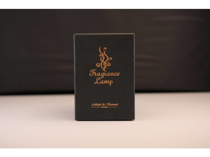 Ashleigh & Burwood Geurlamp met mozaïekglas  Midnight blossom- S
