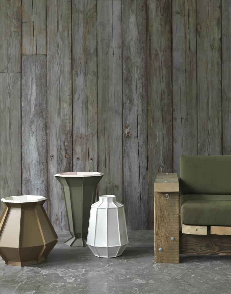 nlxl piet hein eek wallpaper 39 scrapwood 14 paper white gray brown 900 x 48 7 cm wonen met lef. Black Bedroom Furniture Sets. Home Design Ideas