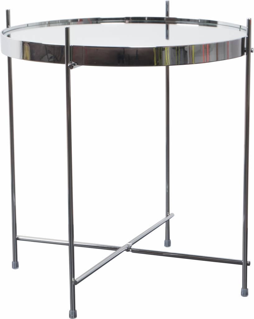 Exquisit Beistelltisch Metall Glas Ideen Von