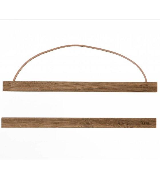 ferm living suspension affiche ch ne fum bois 31x2cm. Black Bedroom Furniture Sets. Home Design Ideas
