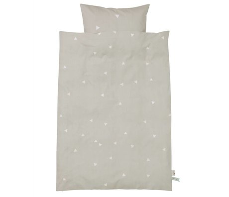 Ferm Living Couette Teepee gris 3 tailles