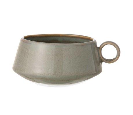 Ferm Living Mug Neu gray stone glazed ø10,5x5cm