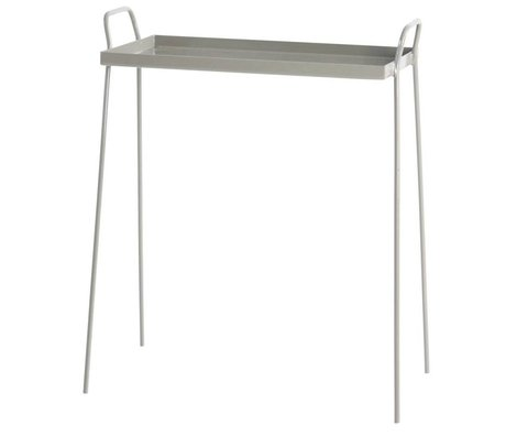 Housedoctor Occasional table Bak gray 56x30x67cm