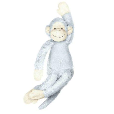 KEK Amsterdam Wall Sticker Monkey Mickey blue 13x32cm